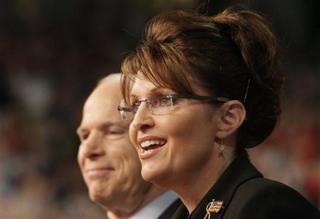 Palin mccain