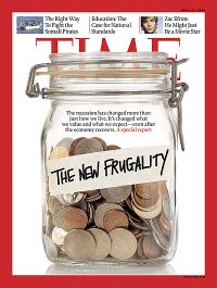 Time cover April 27 2009