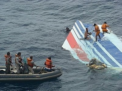 Airbus wreckage recovered