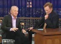 Bill maher on conan