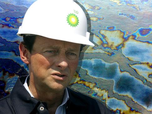 BP's Tony Hayward