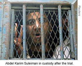 Suleiman_jailed